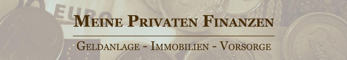 Meine Privaten Finanzen